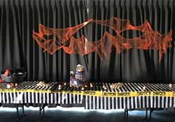 Room hire Main Function Room Halloween
